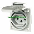 MennekesGrounding-type panel mounted receptacle10085