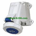 MennekesWall mounted receptacle1209