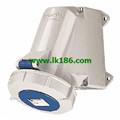 MennekesWall mounted receptacle2818