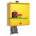 MennekesWall mounted receptacle75121