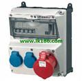 MennekesAMAXX receptacle combination920081
